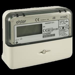 Elster generation meter A100C A100A 1000 pulse - U Solar Shop UK